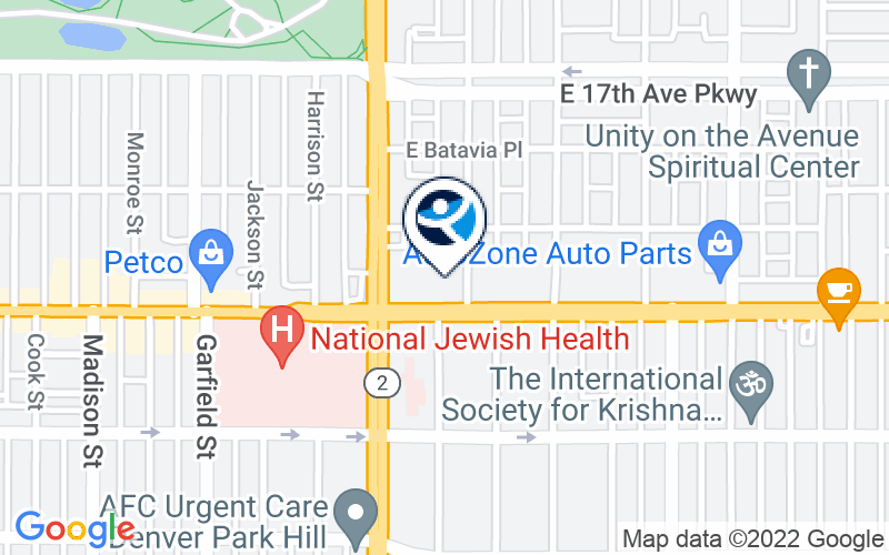 Denver Childrens Home Location and Directions