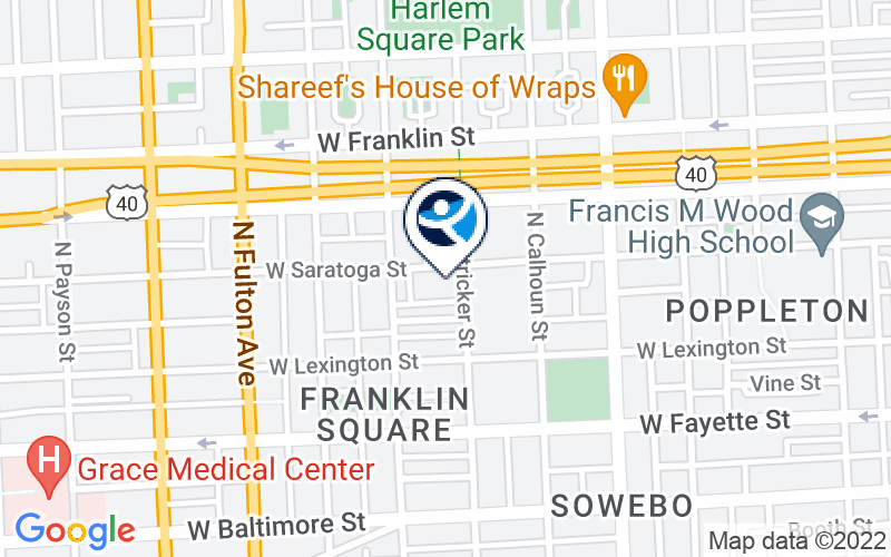 Total Health Care - Saratoga Health Center Location and Directions