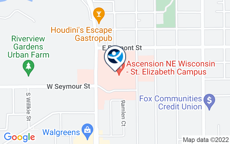 Ascension NE Wisconsin - St. Elizabeth Campus Location and Directions