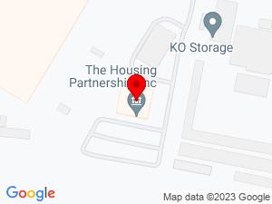 Google Map of Housing Partnership, Inc.