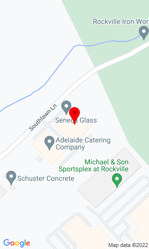 Google Map of R and B Steel 15151 Southlawn Lane, Rockville, MD, 20850