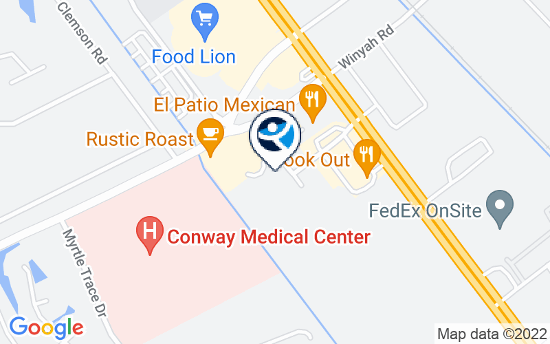 Lighthouse Care Center of Conway Location and Directions