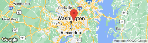 Map of 1520 MONTANA AVENUE NE WASHINGTON, DC 20018