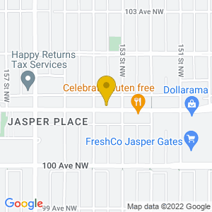 Map to JP Ranch Saloon provided by Google