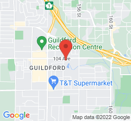 Google Map of 15420-104+Avenue%2CSurrey%2CBritish+Columbia+V3R+1W8