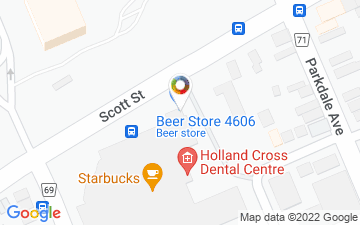 Vinci Park Parking Lot