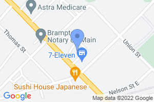 156 Main Street N, Brampton