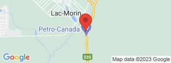 Google Map of 1564+Rte+335%2CSaint-Lin-Laurentides%2CQuebec+J5M+1Y2
