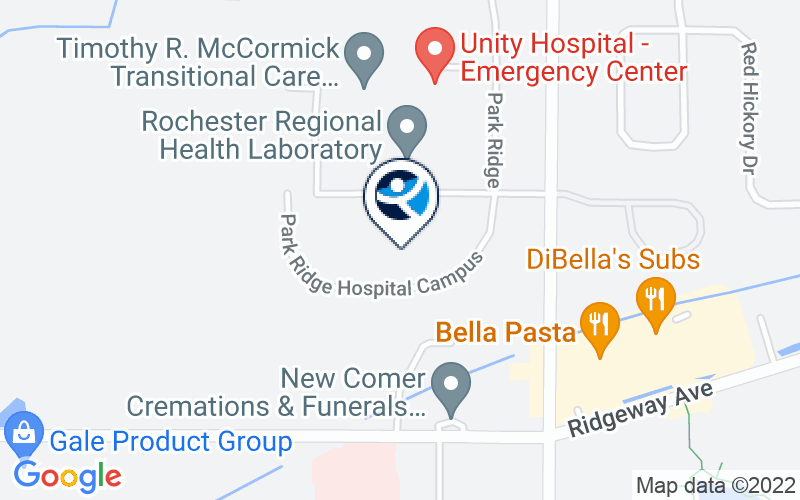Rochester Regional Health - Chemical Dependency Location and Directions