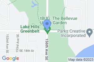 156th Ave SE & SE 16th St, Bellevue, WA 98008, USA