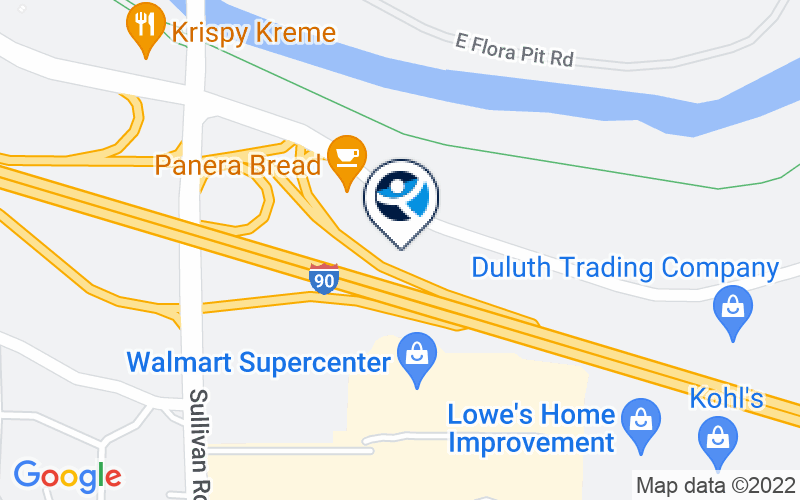 Spokane Treatment Solutions Location and Directions