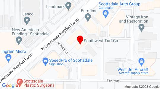 Google Map of 15875 North Greenway Hayden Loop, Ste. 114 Scottsdale, Arizona 85260, United States