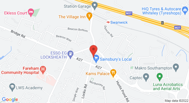 16 Middle Road, Southampton, Hampshire, SO31 7GH