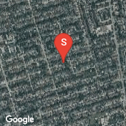 Satellite Map of 16 Wedgeport Pl, Toronto, On