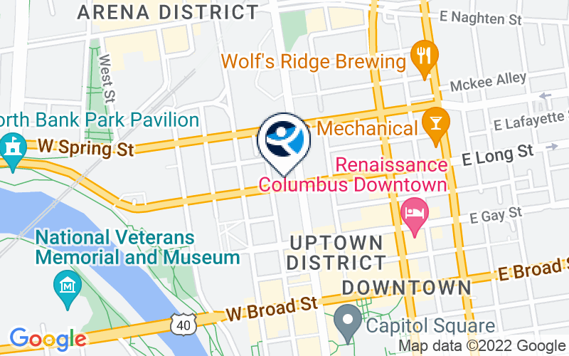 Southeast Healthcare Services - Downtown Columbus Location and Directions