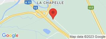 Google Map of 16+500+montee+guenette%2CMirabel%2CQuebec+J7J+2E2