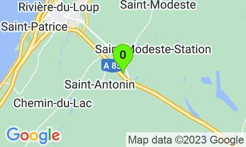 Carte du 16, Troisième Rang, St-Antonin, G0L 2J0, Québec