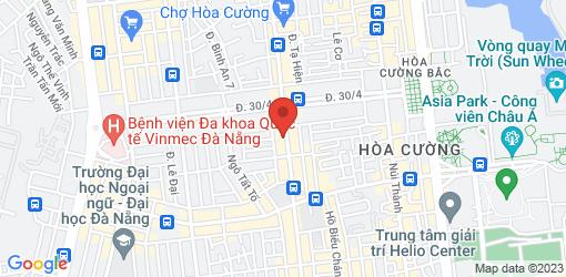 Directions to Quán Chay Hương Sen