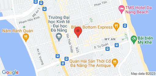 Directions to Quán Chay Phước Duyên ( Vegetarian Store)