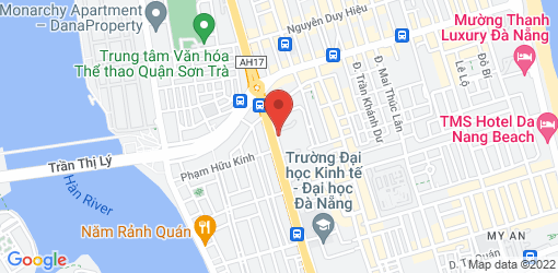 Directions to Minh Quang Vegetarian Restaurant