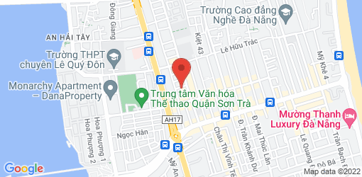Directions to Quan Chay Vegetarian Restaurant