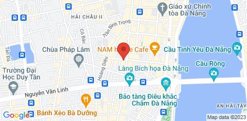 Directions to ROM Vegetarian Restaurant - Da Nang