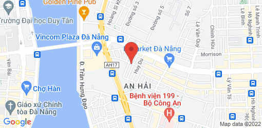 Directions to Da Nang Vegan Bistro 2