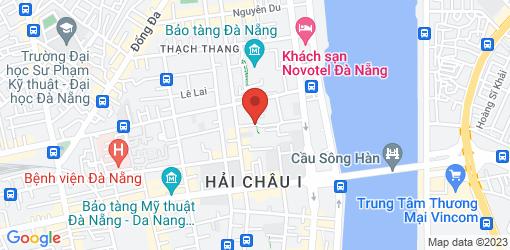 Directions to Quán Chay Vegan