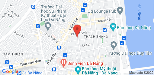 Directions to Tiệm Chay Xưa