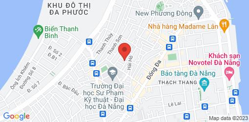 Directions to Quán Chay Hạnh Vegan