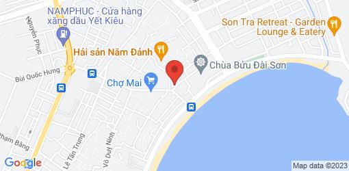 Directions to Tỉnh Quán (Quán Chay Đà Nẵng - Vegan Restaurant)