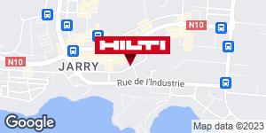 Espace Hilti - Dom-Tom SARL l'Agence - St Barthélémy