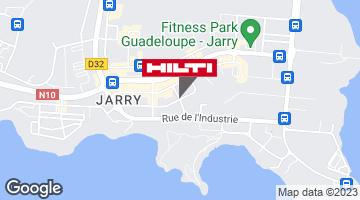 Espace Hilti - Dom-Tom SMPO - Immeuble Bryan - Saint Martin