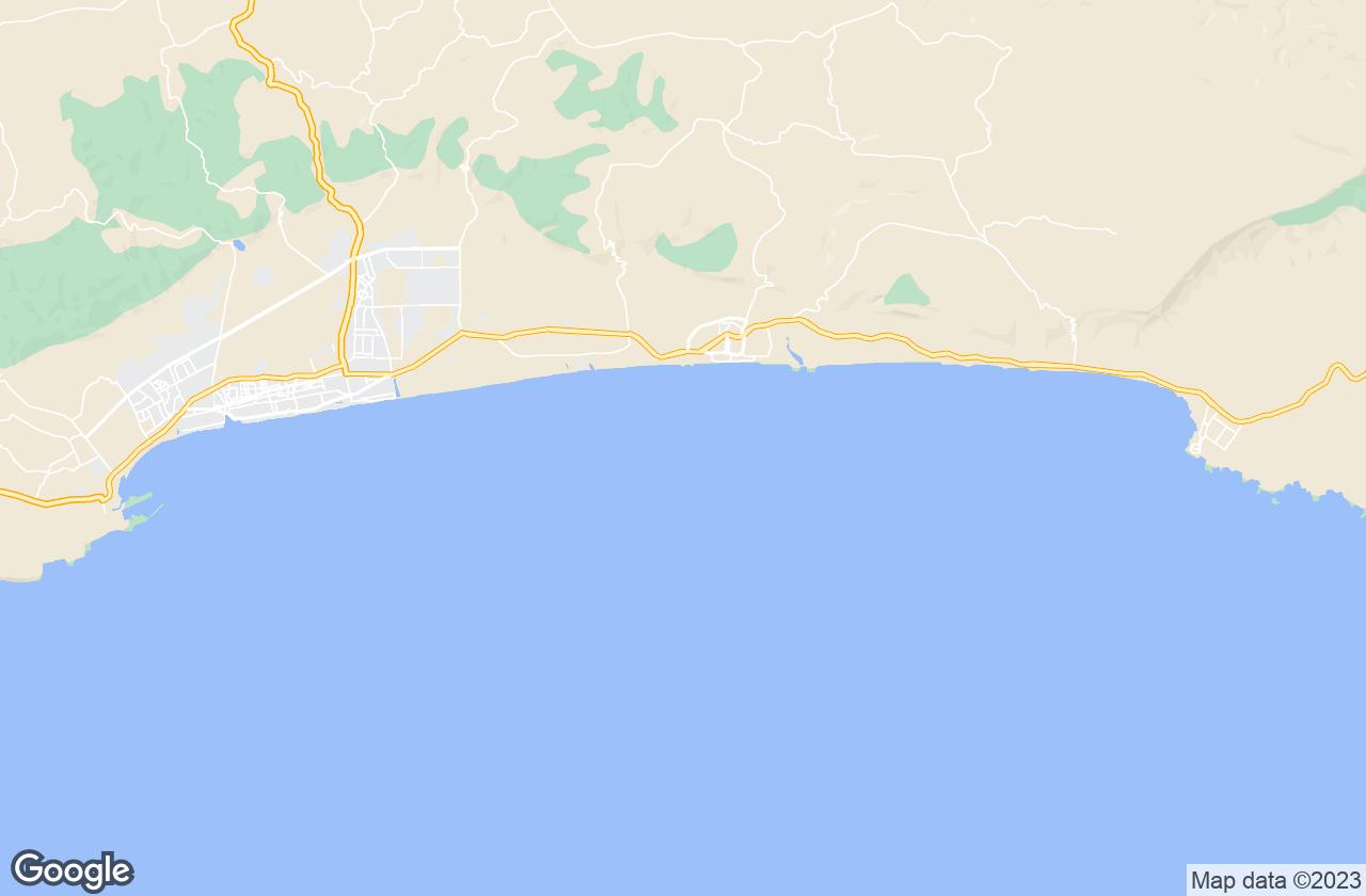 Google Map of صلالة