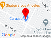 Google Map of 1605 W. Olympic Blvd.