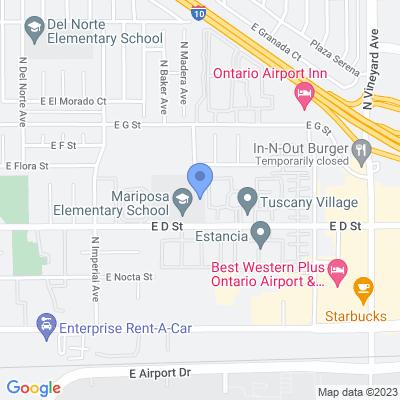 1605 E D St, Ontario, CA 91764, USA