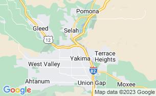 Map of Trailer Inns of Yakima, LLC