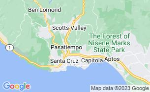 Map of Santa Vida RV Park