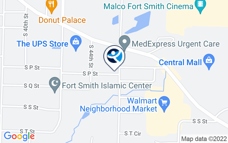 Fort Smith Behavioral Health Location and Directions