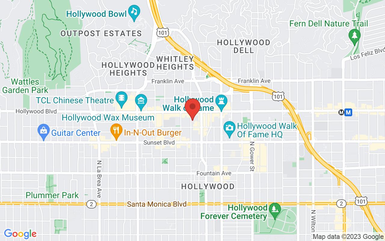 Los Angeles Makeup School