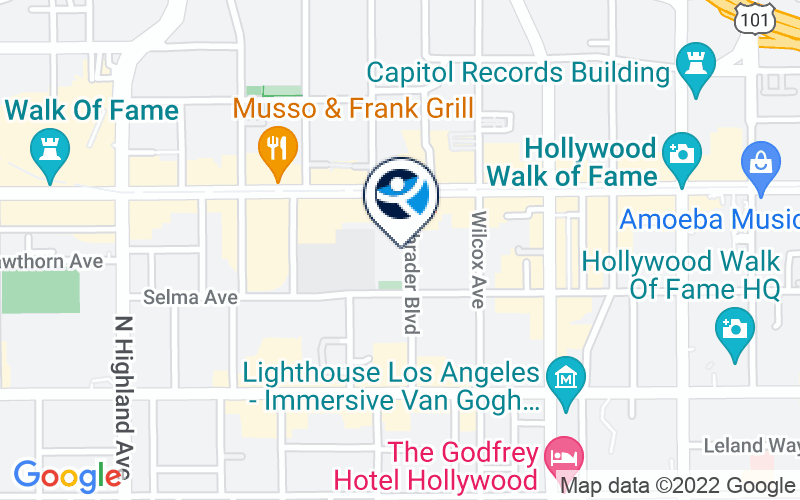 Los Angeles LGBT Mental Health Location and Directions