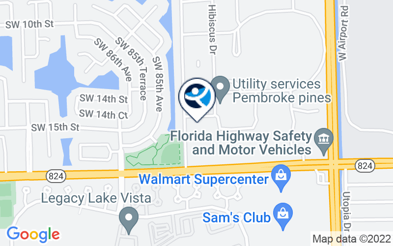WestCare Village South - Pembroke Pines Location and Directions