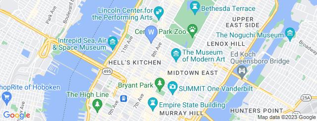 Winter Garden Theatre - New York