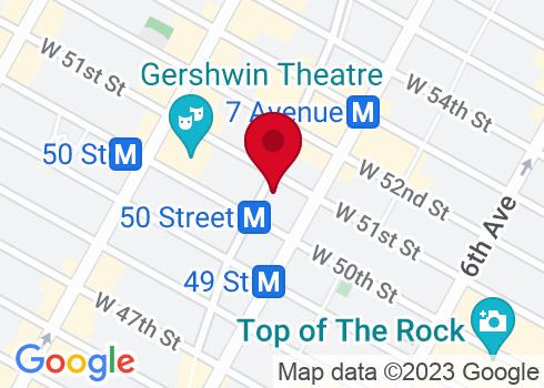 Wintergarden Theatre Google Maps Location