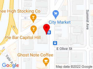 Google Map of Bellwether Housing