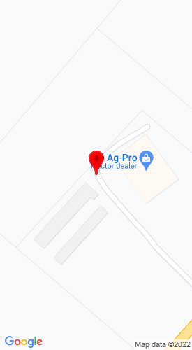 Google Map of Ag-Pro  1660 US 42, London, OH, 43140