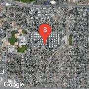 Satellite Map of 1663 London Circle, Sparks, NV 89431