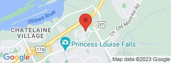 Google Map of 1671+Vimont+Court+Unit+101%2COrleans%2COntario+K4A+3M3