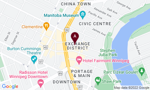 map of K9 Storm Inc.