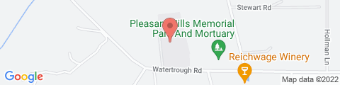 Google Map of 1685 Watertrough Rd, Sebastopol, CA 95472